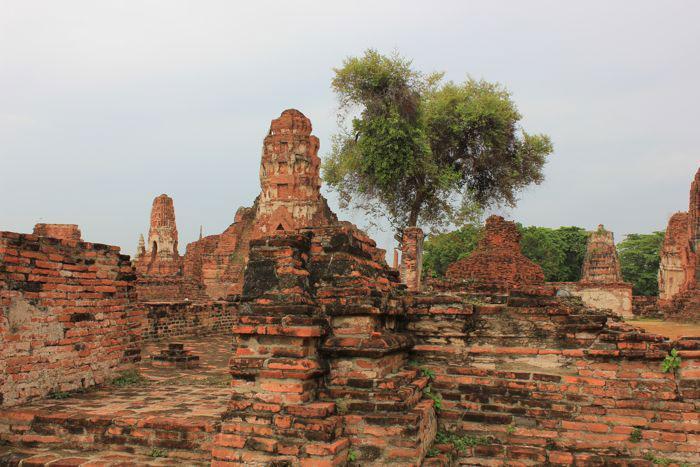 Ayutthaya1Tempel