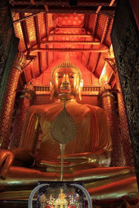 AyutthayaBootsfahrt3Tempel3