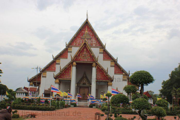 AyutthayaTempelamPalast