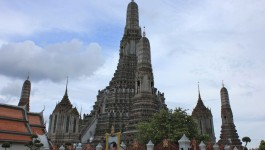 Video Wat Arun, Bangkok