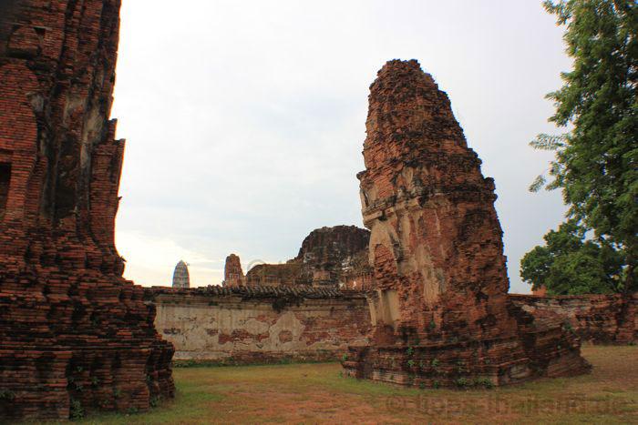 ThailandAyutthayaWatMahatha
