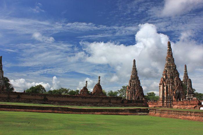 ThailandAyutthschWetter