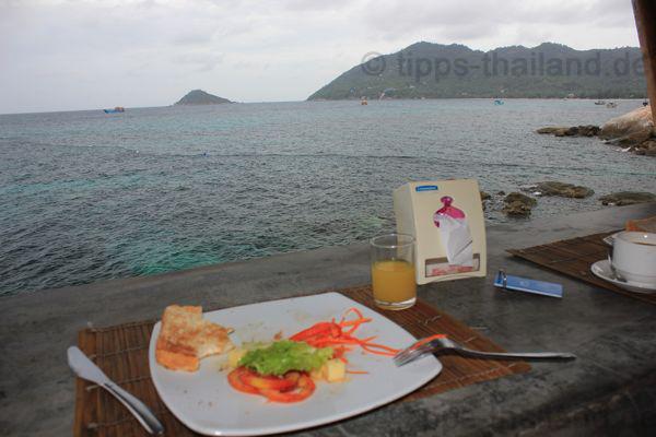 ThailandHotelKoTaoFrühstück